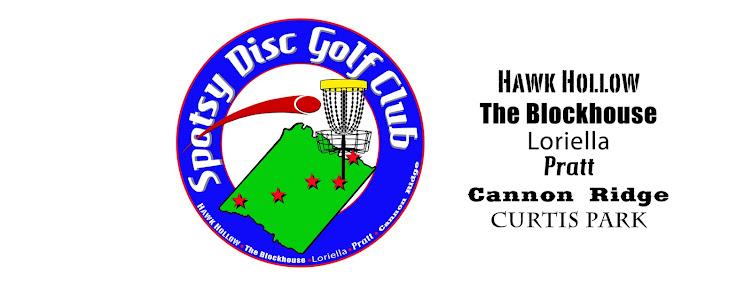 Spotsy Disc Golf Club