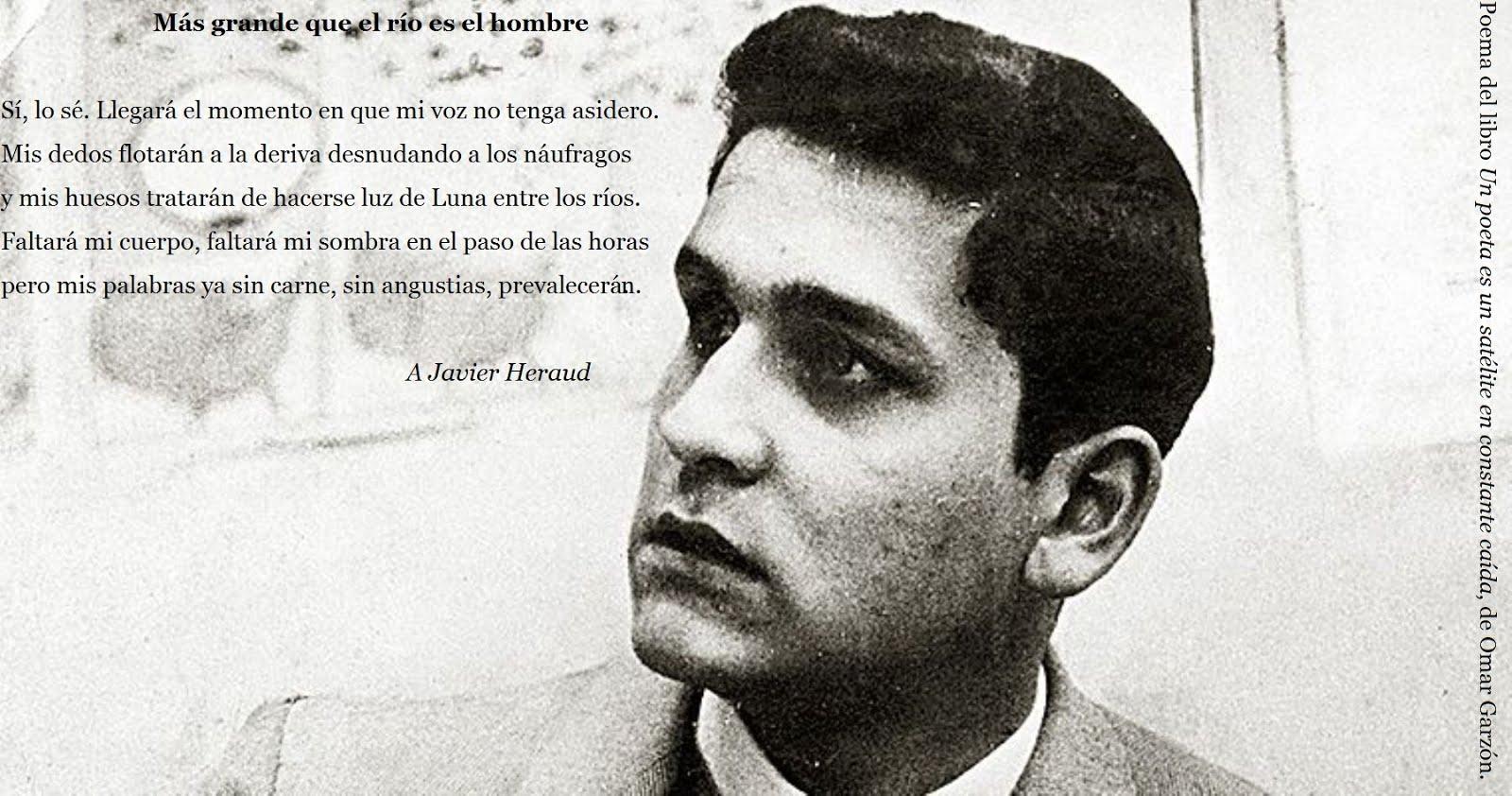 Poema dedicado a Javier Heraud