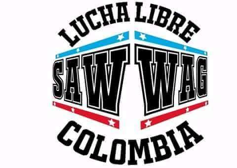LUCHA LIBRE SAW-WAG COLOMBIA