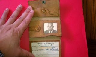 My Grandfather's Wallet --Harold Murrell How Did I Get Here? My Amazing Genealogy Journey