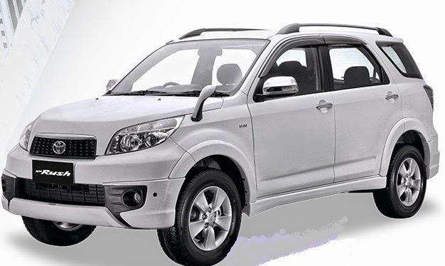 Spesifikasi dan Harga Toyota New Rush