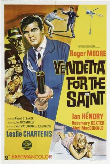 Vendetta For The Saint 1969 Dual Audio Hindi Movie