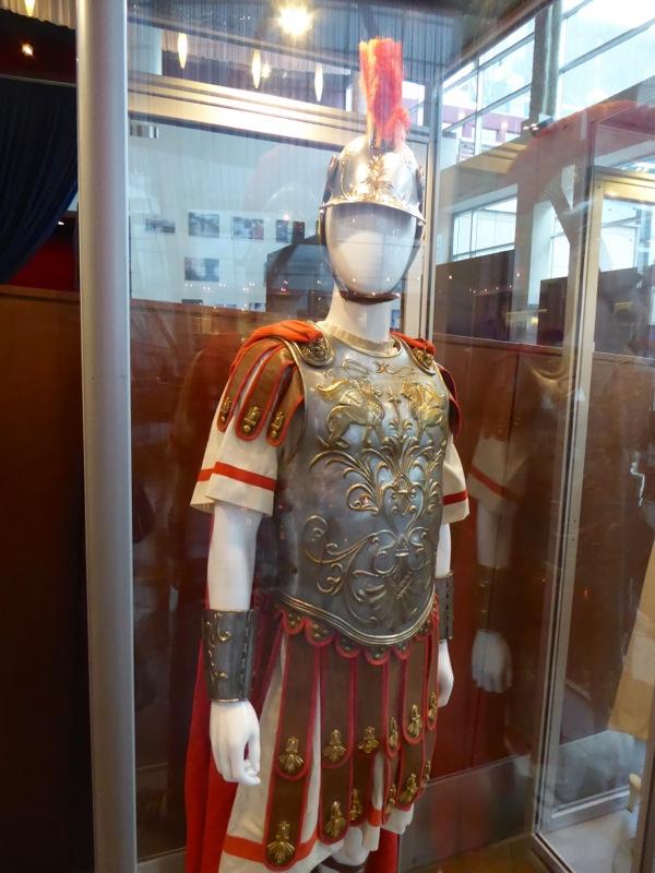 George Clooney Hail Caesar Roman Centurion film costume
