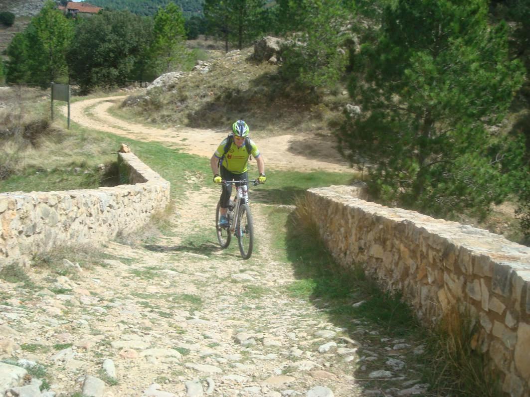 Ruta Vistabella La Estrella Puente Romano De Les