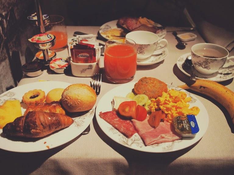 palazzetto madonna breakfast
