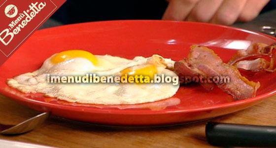 Uova all'Occhio di Bue di Benedetta Parodi
