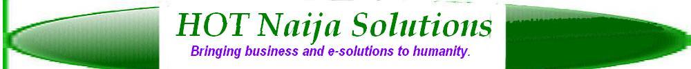 HOT Naija Solutions