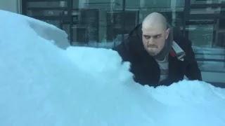 Случай зимой
