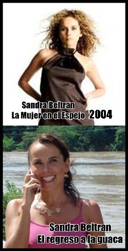 Sandra Beltran novelas