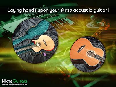 About Acoustic Guitars