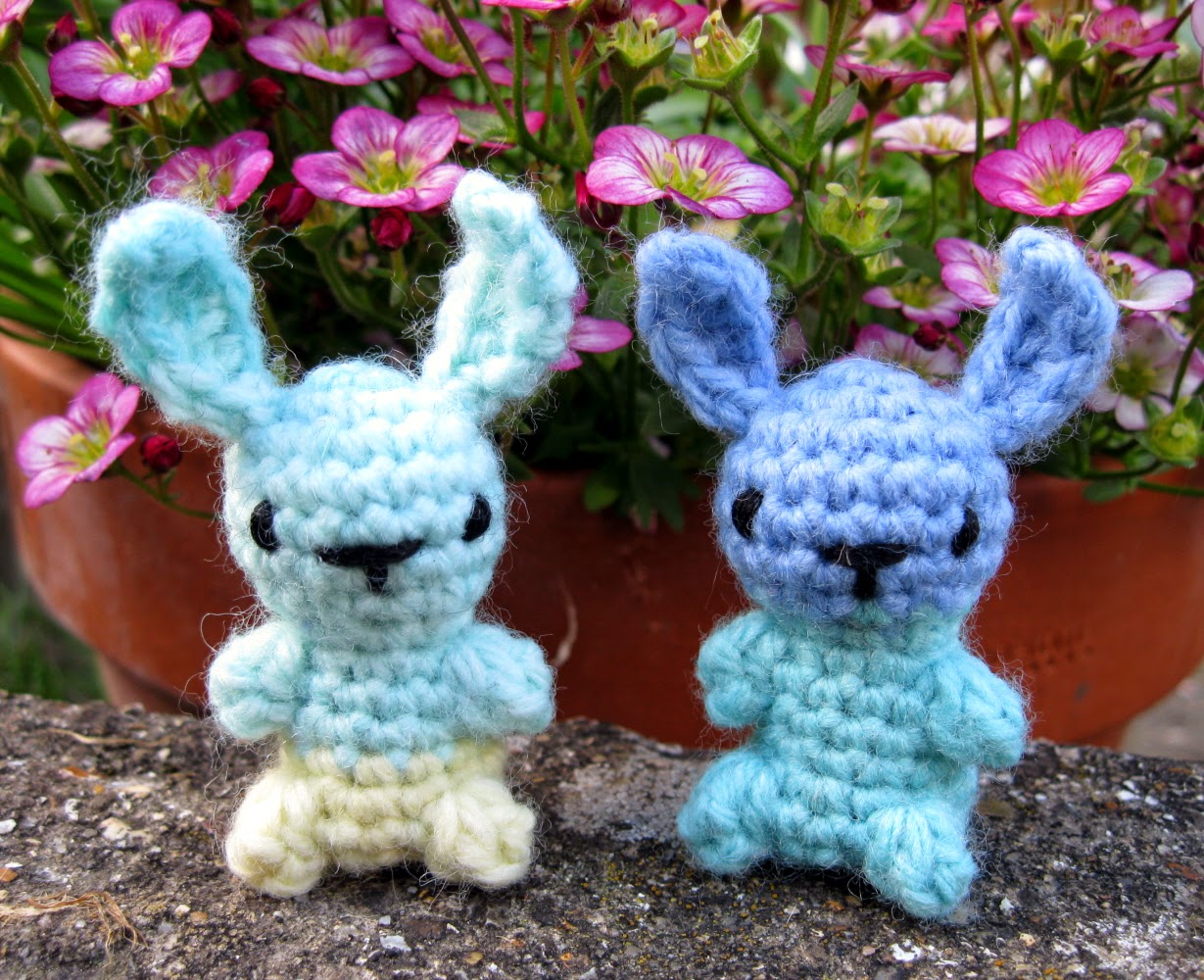 LucyRavenscar - Crochet Creatures: Quick and Easy Easter ...