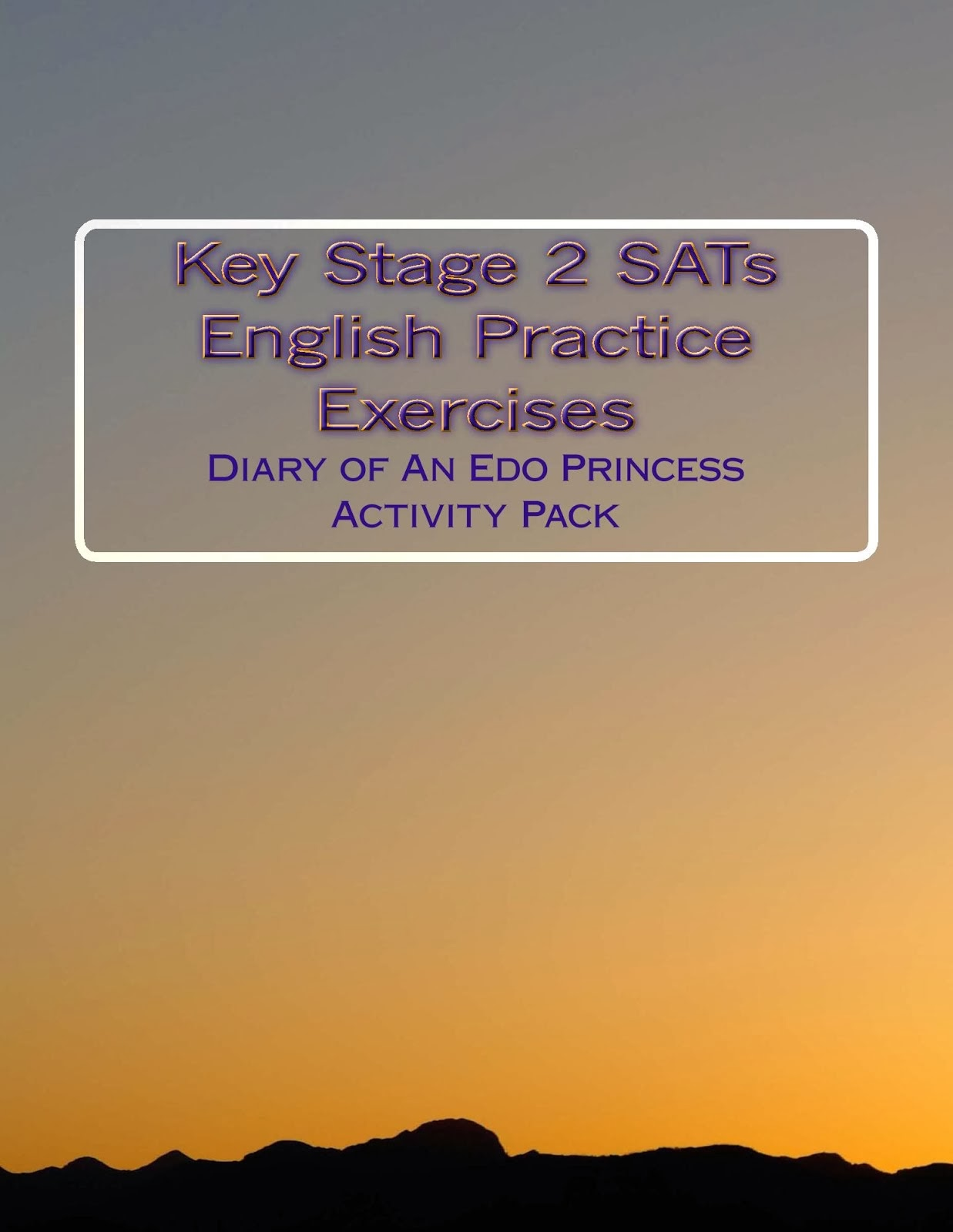 Key Stage 2 English Practice exercises
