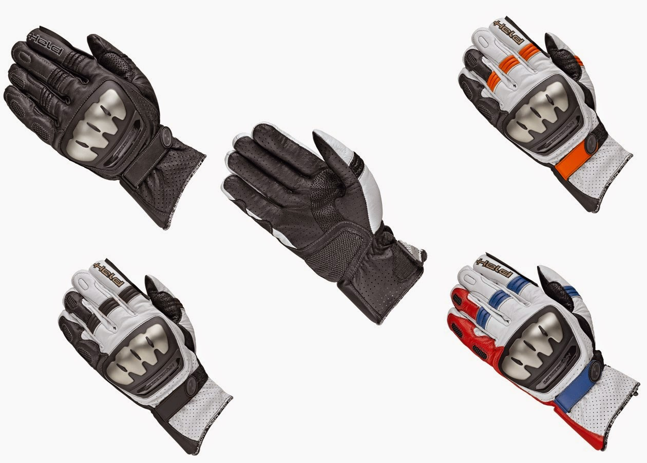 Held make the best motorcycle gloves