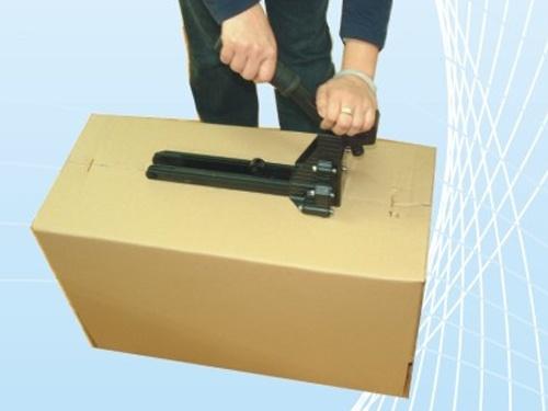 เครื่องเย็บกล่องลูกฟูก แบบใช้มือ (รุ่น HDCS 19)