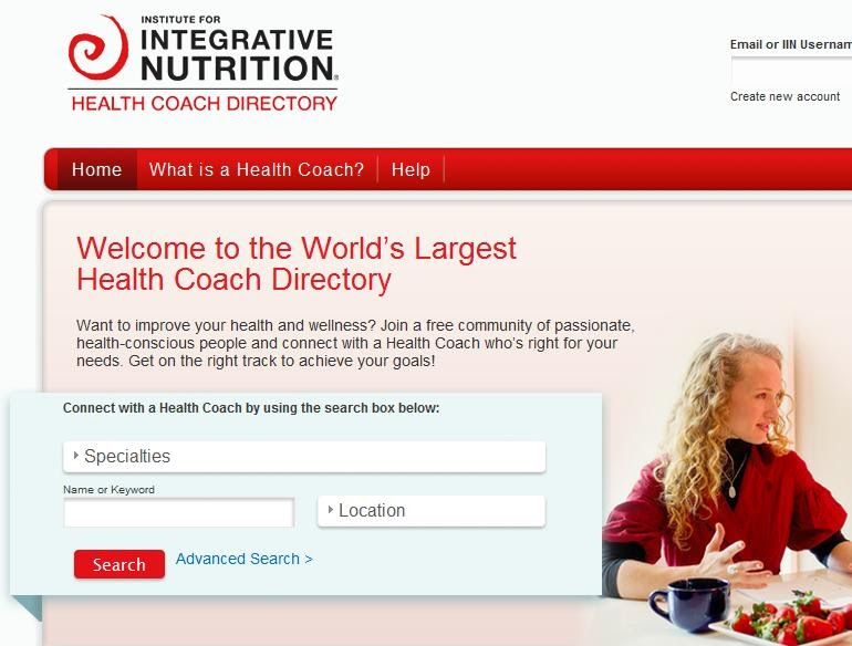 Taste for Healthy: The Integrative Nutrition Health Coach Directory