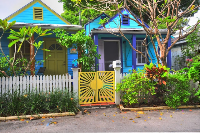 Beach Homes In Key West For Rent