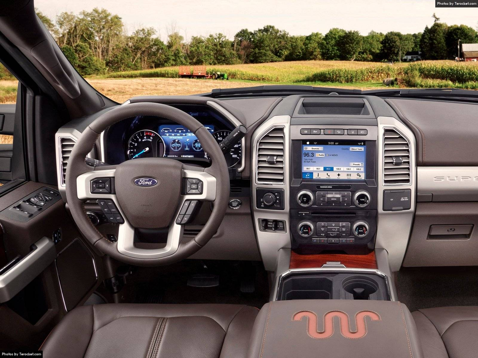 Hình ảnh xe ô tô Ford F-Series Super Duty 2017 & nội ngoại thất