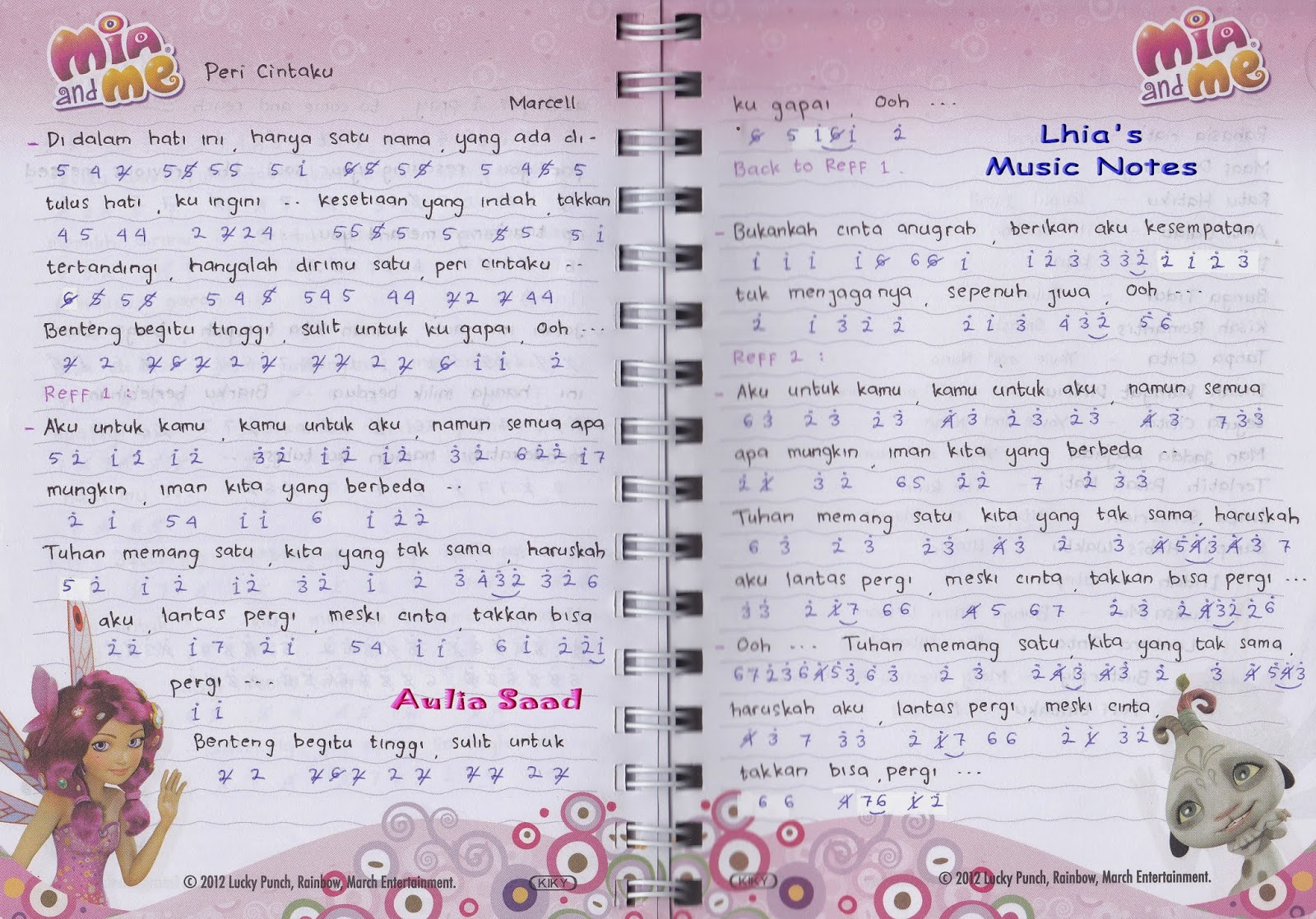 Surat Cinta Untuk Starla Chord - bliblinews.com