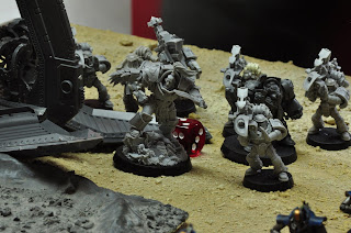 Cadian Heavy Weapons Squad arme poignée//trigger-bits 40K