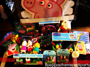 You may already know that I am hosting a Peppa Pig Theme Park Party on 26th . (photo)