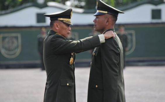 Jenderal TNI Pramono Edhie Minta Perwira AD Berjiwa Miltan