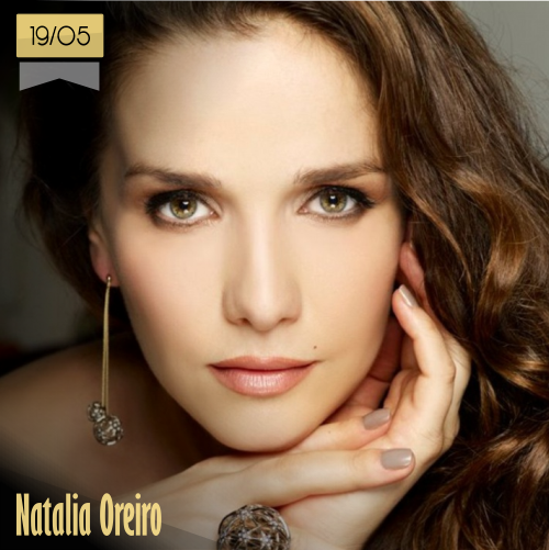 19 de mayo | Natalia Oreiro - @Natalia_Oreiro | Info + vídeos
