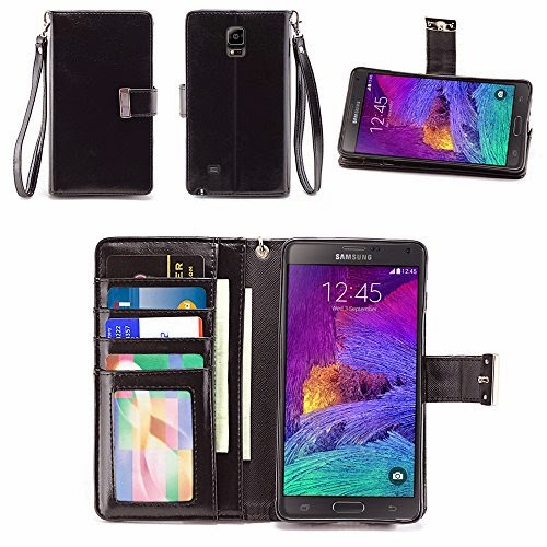 IZENGATE Samsung Galaxy Note 4 Wallet Case