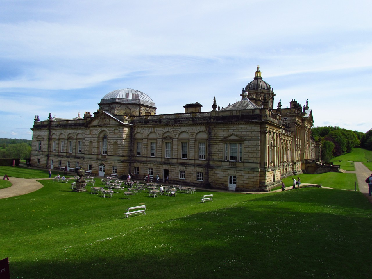 Castle howard york residents weekend