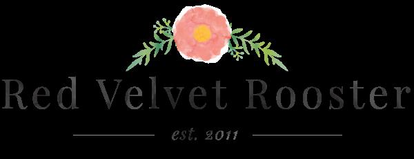 Red Velvet Rooster