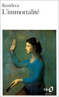 L'immortalité - Milan Kundera