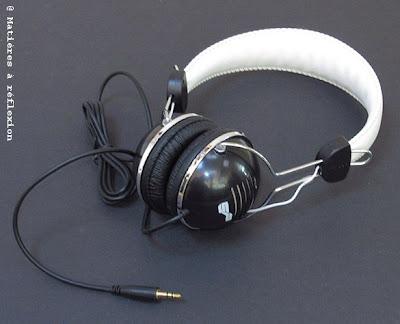 Casque audio Spitfire