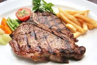 cara membuat steak restoran
