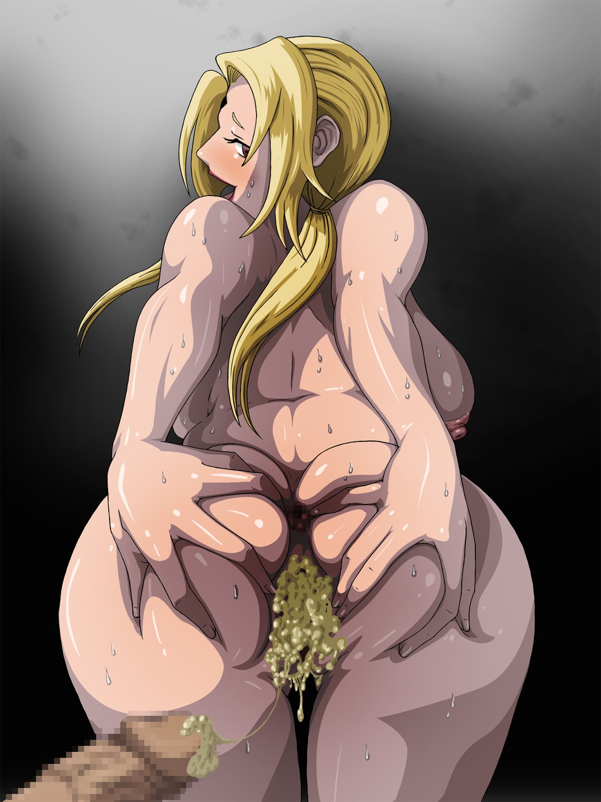Fuck lady tsunade love join