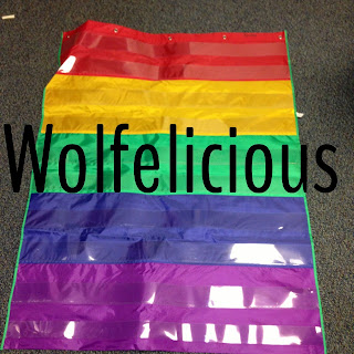Photo of Pocket Chart Wolfelicious