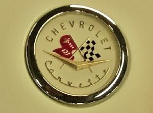 Emblem Corvette 1953