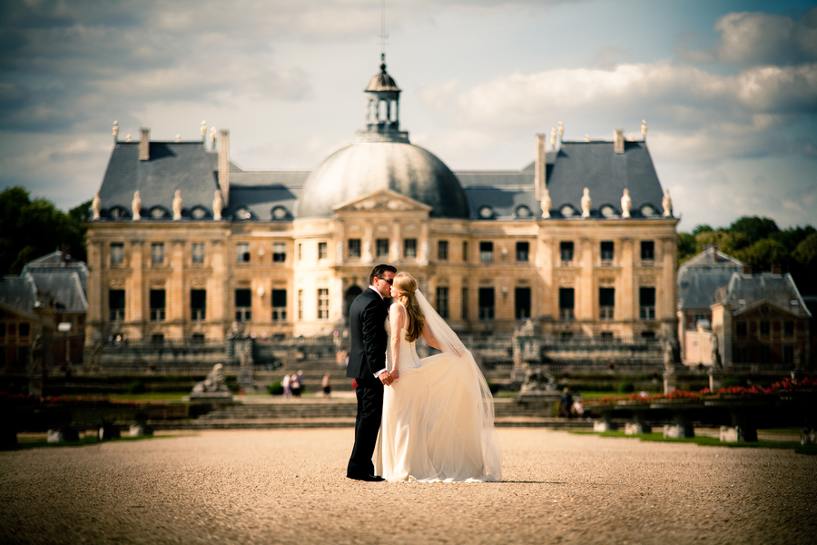 Vaux Le Vicomte, Maincy, France