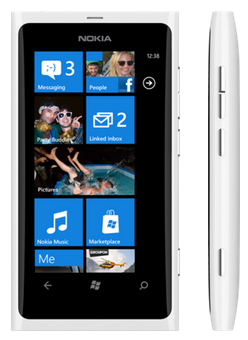 Nokia Lumia 800 Windows