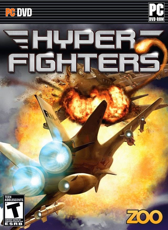 HYPER-FIGHTERS