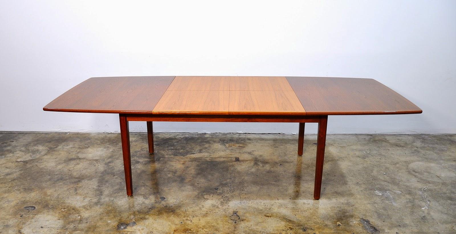 SELECT MODERN Falster Teak Expandable Dining Table : FalsterTeakDiningTable1 from midcenturymoderndesignfinds.blogspot.com size 1600 x 820 jpeg 263kB