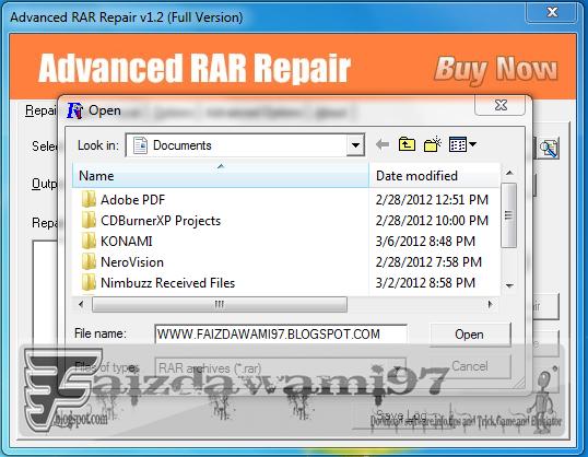 Zip Repair Tool - Download