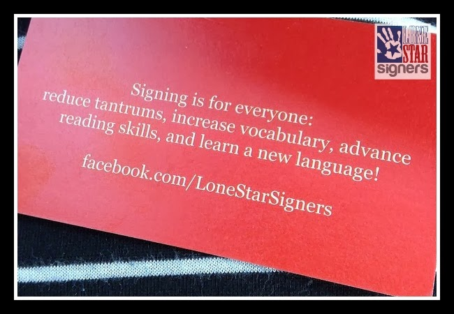 Baby Signing Classes: What to Expect | Lone Star Signers