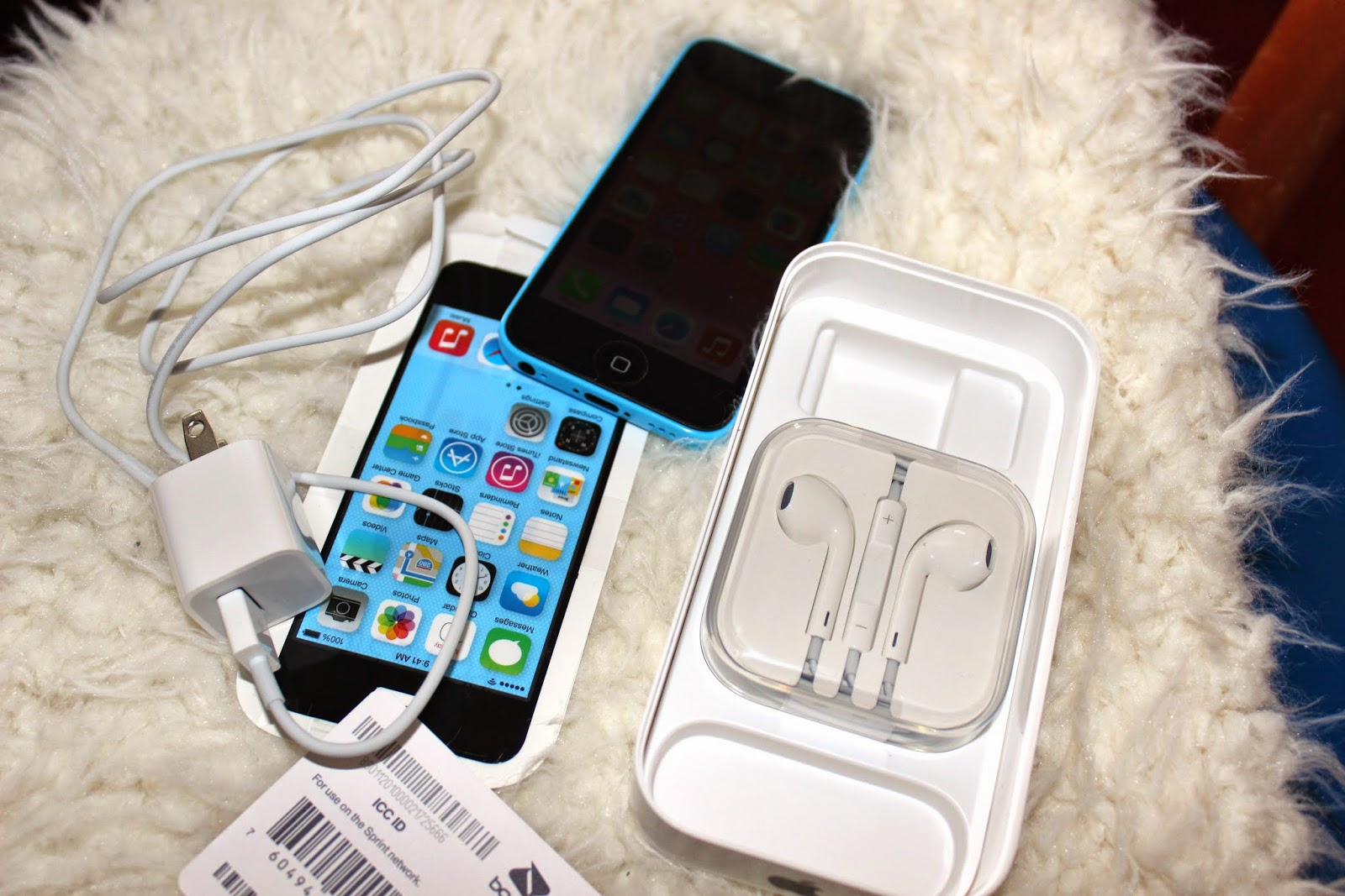 Iphone 5c Blue Review