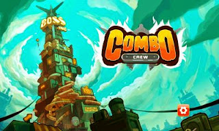 Screenshots of the Combo Crew for Android tablet, phone.
