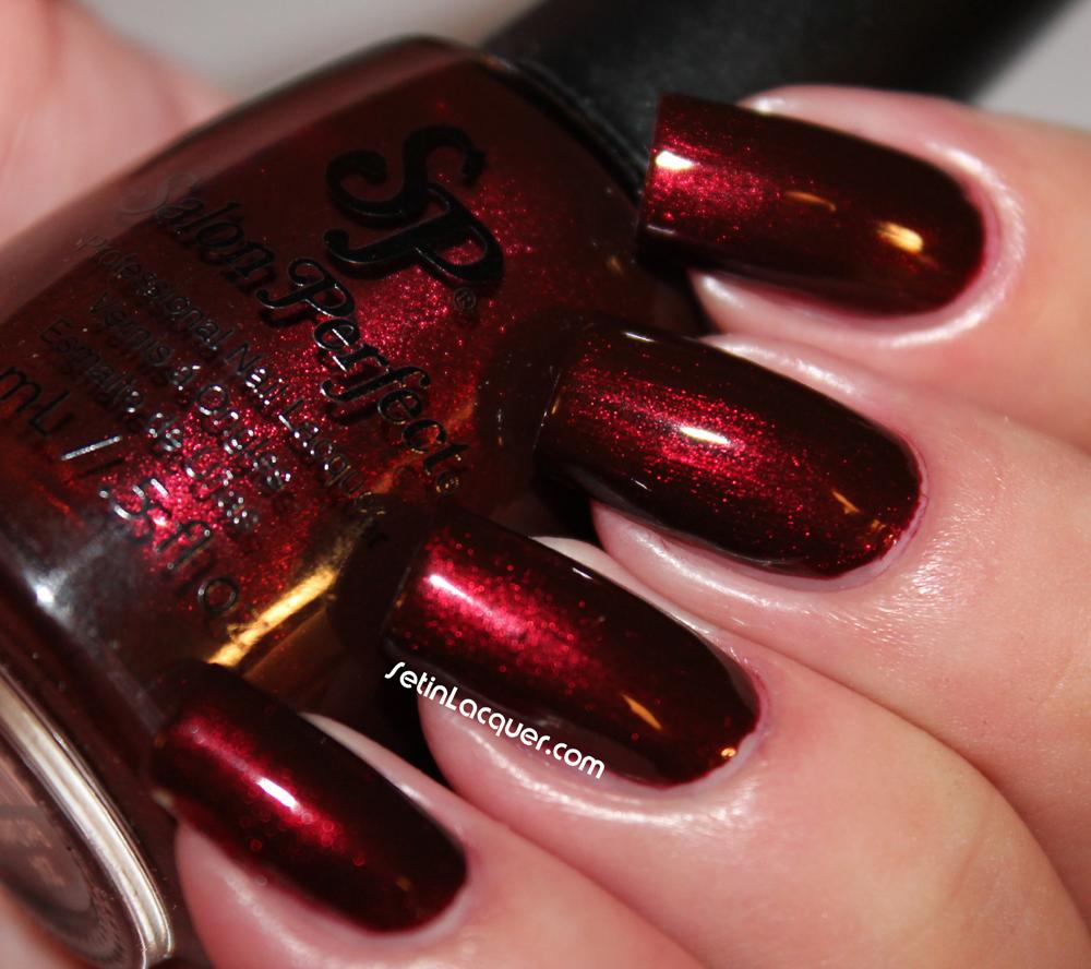 Salon Perfect Red Dahlia