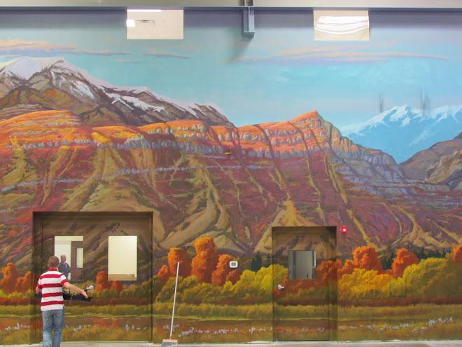 Godzilla Mural Project