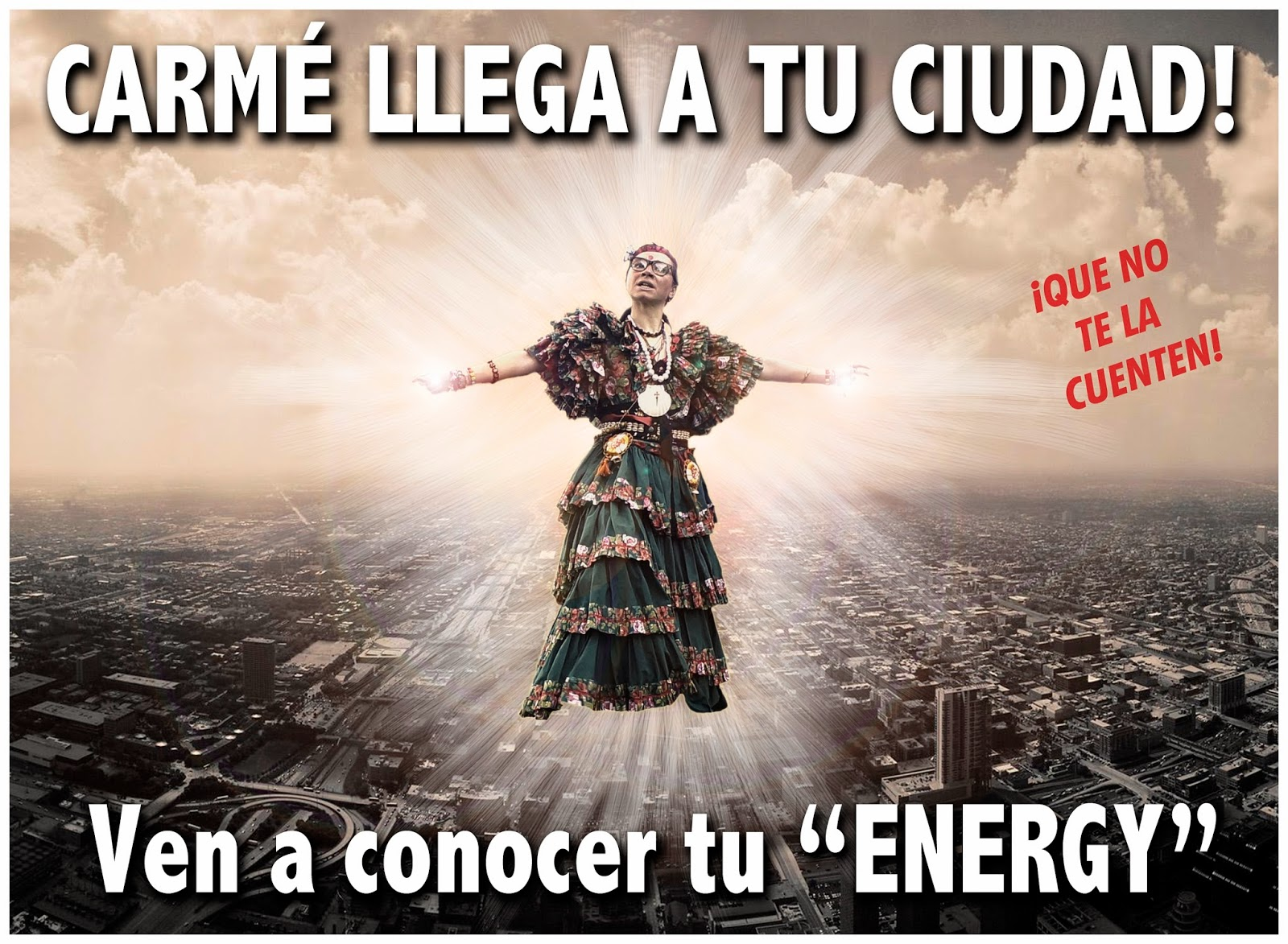 Ven a conocer tu Energy!