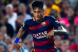 Neymar staying at Barca