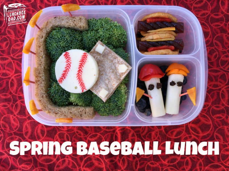 Spring Baseball Lunch #ItsAllCare
