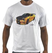 camiseta personalizada em transfer