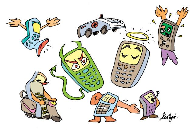 essay on mobile phone a boon or a bane